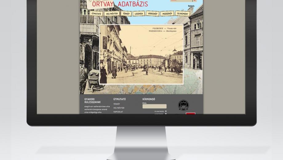 Ortvay adatbázis