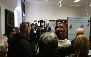 Mecseki Bányászati Múzeum megnyitó