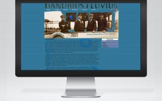 Danubius-Fluvius kiállítási multimédia és honlap