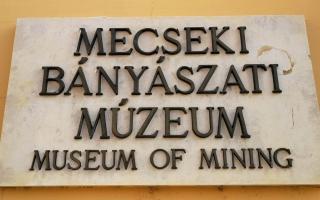 Mecseki bányászati Múzeum