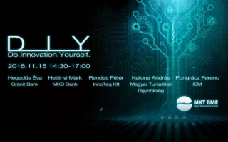 #D.I.Y. – Do.Innovation.Yourself. konferencia