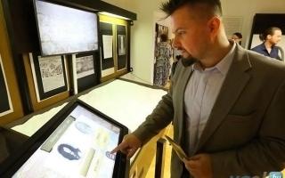 Szentgotthárdi Digitális Terepasztal továbbfejlesztése