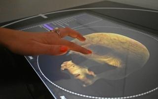 3D DiVit terminál Sümegen a Kisfaludy Sándor Emlékházban