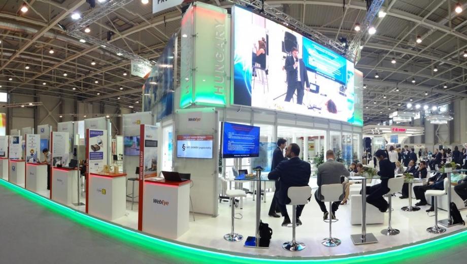 InnoTeq az ITU Telecom World 2015 Budapest kiállításon